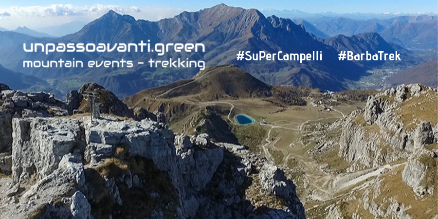 #BarbaTrek #SuPerCampelli