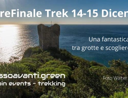 #OltreFinaleTrek – 14 15 Dicembre 2019 – 2 Giorni