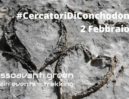 #CercatoriDiConchodon Trek – 2 Febbraio 2020