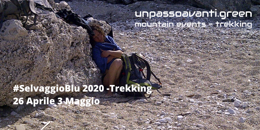 Selvaggio Blu unpassoavanti.green